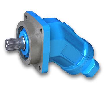 排量56cc ~ 107 cc/rev/斜轴式柱塞液压泵设计/高压操作可达450 bar图片